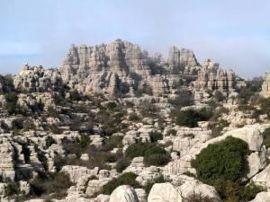 monumen alam torcal